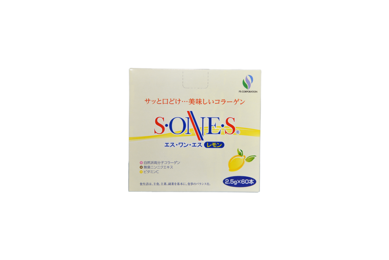 S・ONE・S(エス・ワン・エス)レモン